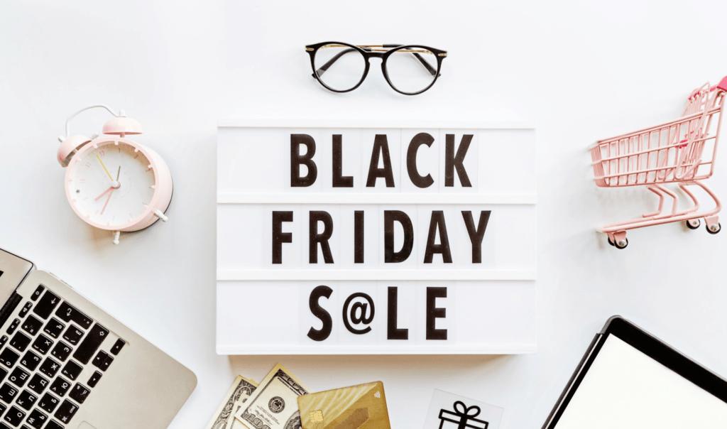 Lyckad e-postmarknadsföring black friday