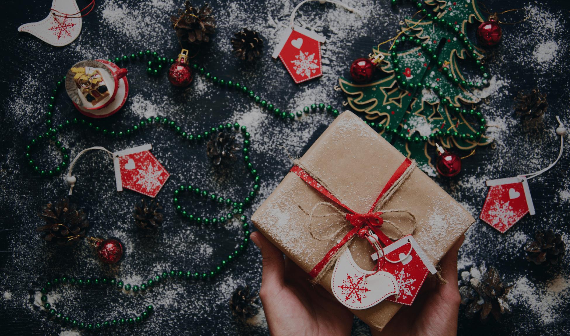 Marknadsföringstips inför julen background
